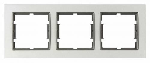 Elıtra Chrome Tekli Çerç Mat Alüminyum-Füme